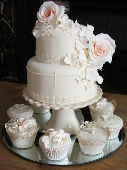 Cakes by Wedding Market. This divine cake is displaying in our wedding window outside Queensgate shopping centre, Peterborough. Starts from just £160 and serves approximately 25 people. Contact us for more infomation: info@weddingmarket.co.uk
