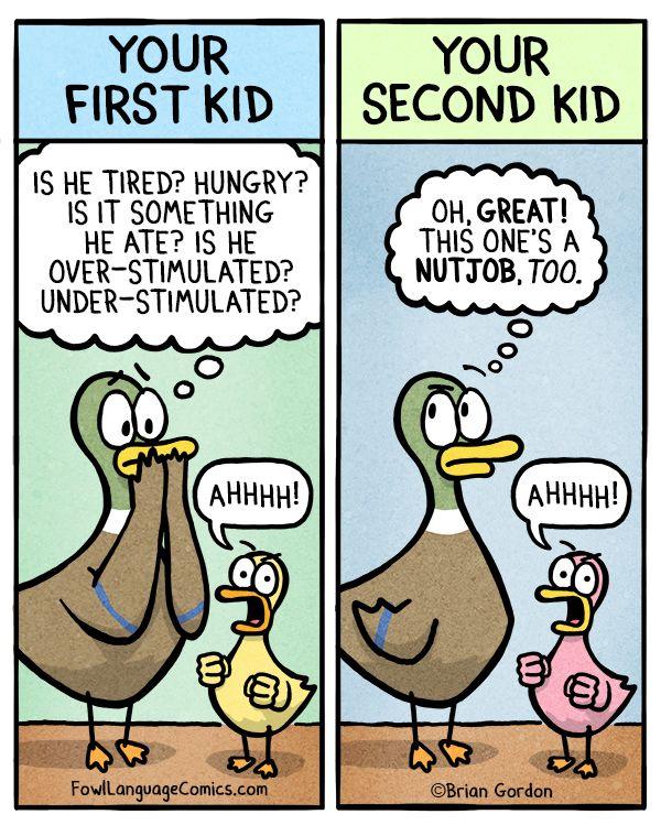 fowl language comics — Bonus Panel Free iPhone App Free Android App