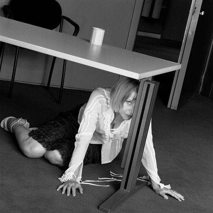 Helen Mirren Photographed by Brian Griffin