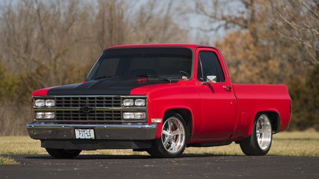 Pin By Shawn Hanson On One Day In 2020 Chevy Pickup Trucks Classic Chevy Trucks Chevy Trucks