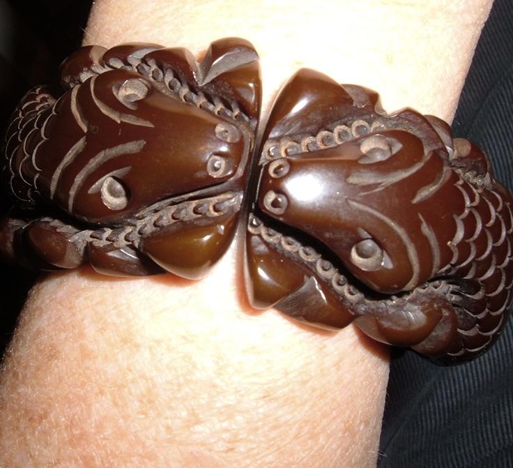 205 best bakelite images on Pinterest Vintage jewelry Plastic