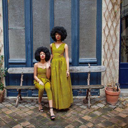 Natacha Baco says fashion should be universal.