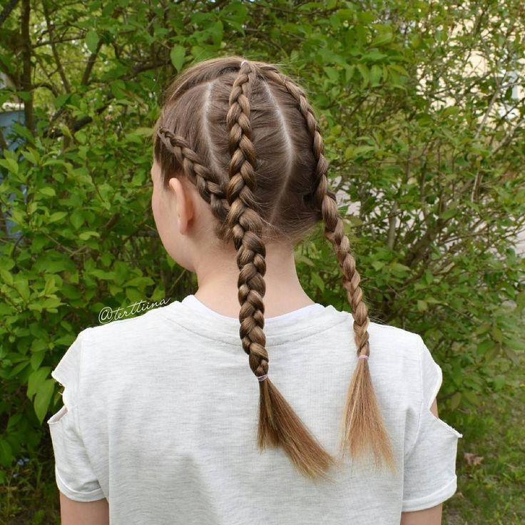 Hair  by Terhi A (@terttiina) on Instagram:  everyday goto style; dutch braids!