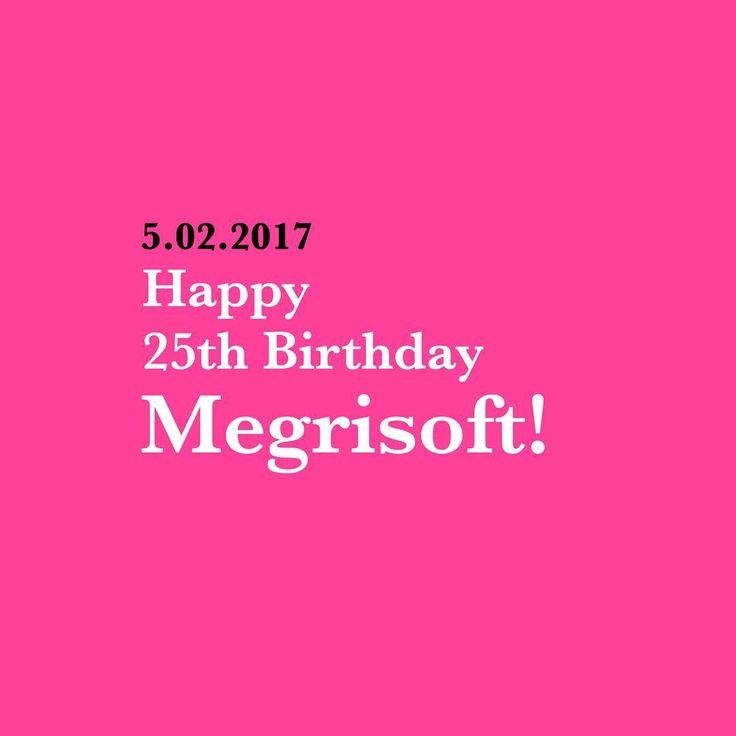 #Megrisoft #celebrates 25th #Anniversary on February 5, 2017
