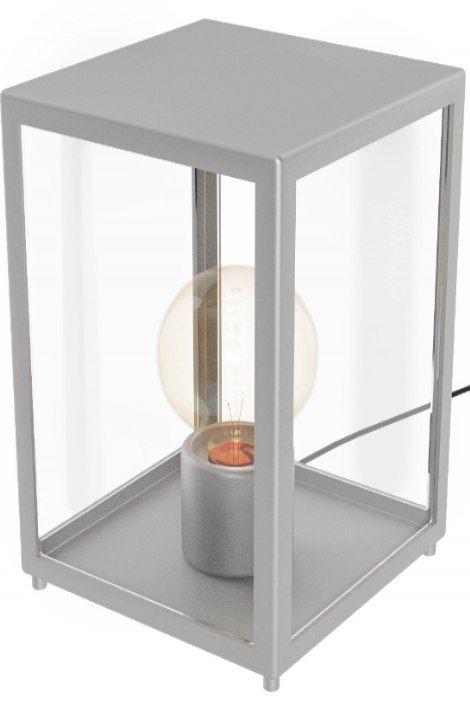 Art 11094 Deze Buitenlamp Heeft Een Strakke Vorm En Is Uitgevoerd In Roestvast Staal Gecombineerd Met