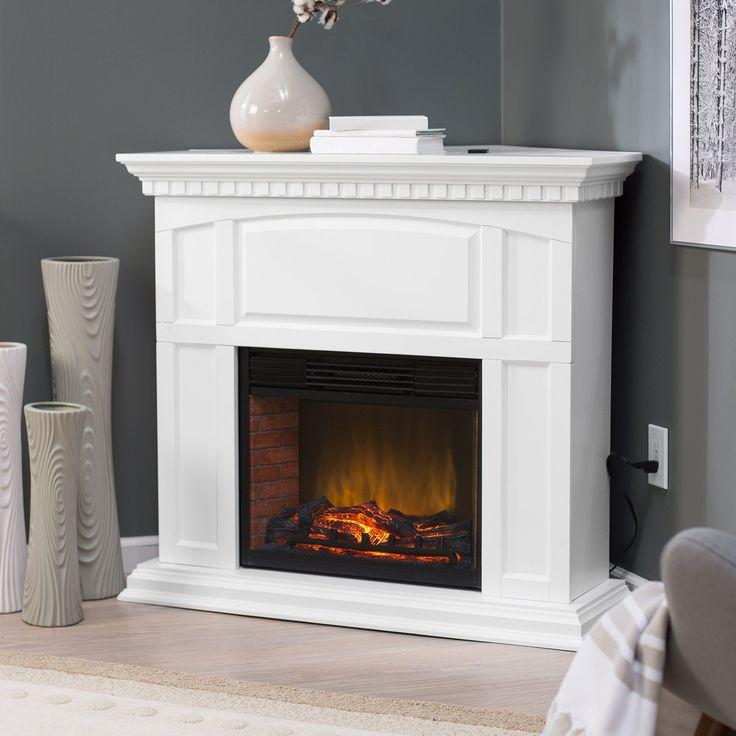 Electric Fireplace hampton bay electric fireplace : Best 43 New Electric Fireplace Products images on Pinterest   Home ...