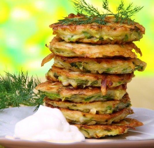 Vegetable pikelets  via MyFamily.kiwi