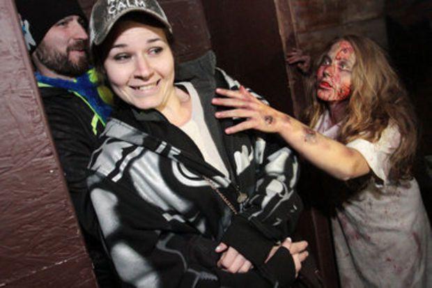 """9 haunted attractions in and around N.J. not to miss this Halloween"" on NJ.com, October 7, 2015."
