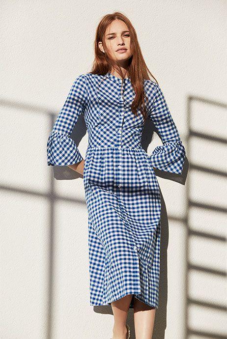 19€ Tendencia vichy en moda mujer P/V 2017 de Primark: vestido, chaqueta, blusa y top