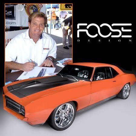 Chip Foose Chip Foose (né le 13 Octobre, 1963) est un designer automobile…