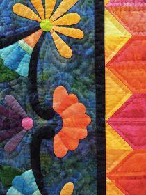 Quilt Inspiration: Desert Adventure: Quilt Arizona ! Part 3 : Southwestern Quilts