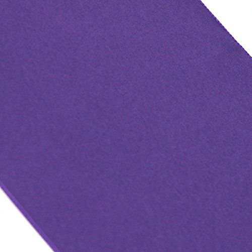 Koyal Wholesale Polyester Table Runner 12 by 108Inch Royal Purple ** Be sure to check out this awesome product.