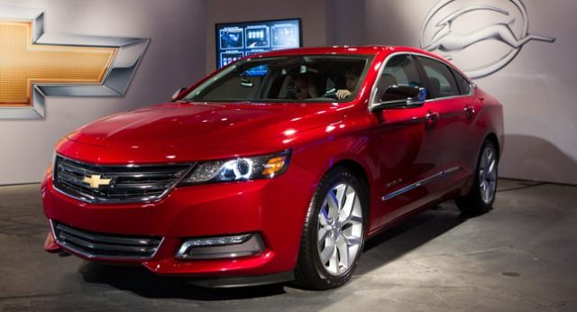 Luxury Chevy 2016 Impala
