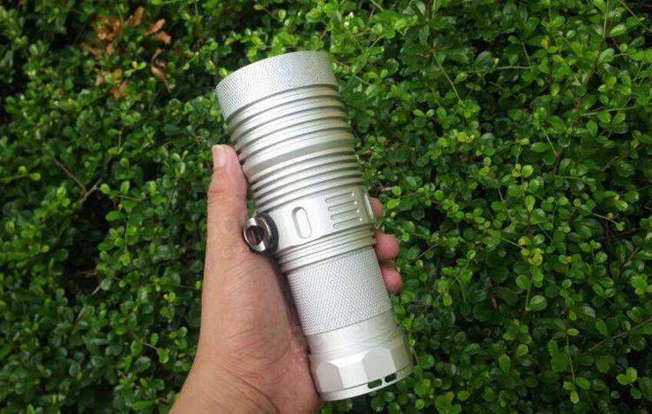 HaikeLite MT07S XHP70.2 5000LM CW Super Bright Long Range LED Flashlight 500M