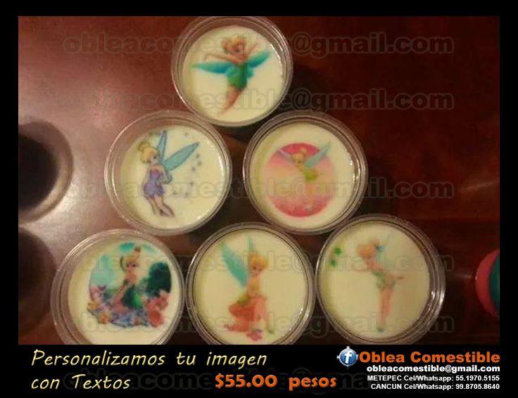 Las hadas también están en Oblea Comestible www.obleacomestible.net Whatsapp: 5519705155 obleacomestible@gmail.com