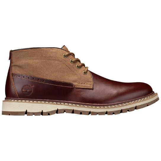 558ac5abb388 Men s Britton Hill Mixed-Media Chukka Boots