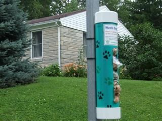 17 Best Images About Outdoor Poop Bag Dispensers On