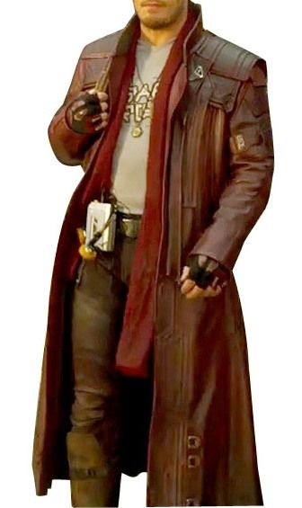 Buy Online Chris Pratt Guardians of the Galaxy 2 Star Lord Trench Coat for sale at fitjackets.com with free shipping worldwide!!  #GuardiansoftheGalaxyVol2 #Movie #StarLord #ChrisPratt #geektyrant #Cosplay #Celebrity #Sale #geek #cheezburger #Shopping #Fashion #MensFashion #MovieVest