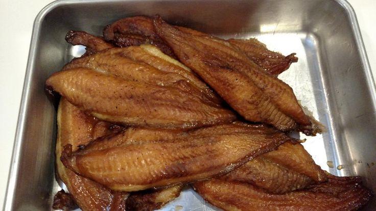 Smoked catfish with honey and garlic by dan w http for Honey smoked fish