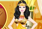 Barbie Egyptian Princess Dress Up is one of the best dress up games for kids that can be played for free online by all those who love fashion. Today Barbie begins her visit in Egypt and she can not miss this great opportunity to dress just like a genuine Egyptian Princess.