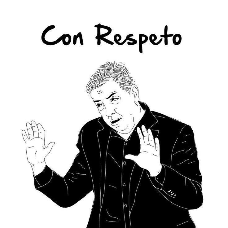 Con respeto