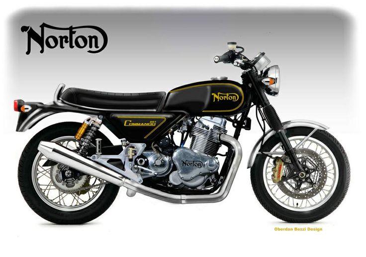 Norton Commando 961 Classic Concept