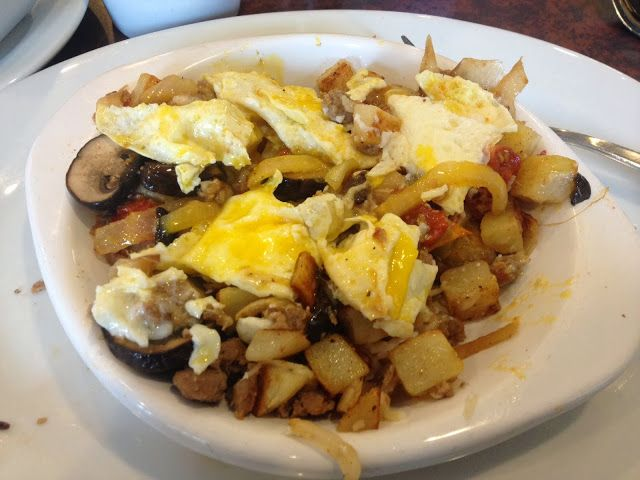 {New} Parlare italiano? Si!  Check out @TheFoodHussy's epic Parma Hash-travaganza at First Watch in Cincinnati!  #50Cities50Hashes