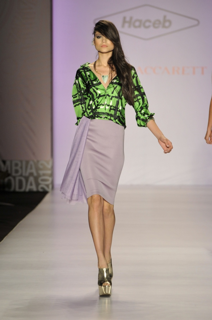 Three Designers to Watch From Colombia Fashion Week: Leal Daccarett