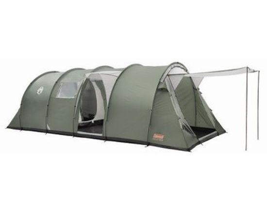 Johns Cross Motorcaravan and C&ing Centre - Coleman Coastline 8 Tent 2012 £235.99 (  sc 1 st  Pinterest & 9 best Large Tents 4-8 Person images on Pinterest | Family tent ...