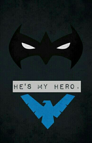My hero Nightwing
