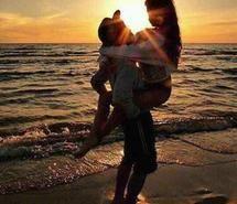 Вдохновляющая картинка пляж, красиво, парень, пара. Разрешение: 540x720. Найди картинки на свой вкус!