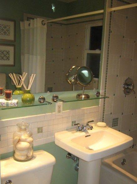 50 trendy diy bathroom shelves above toilet pedestal sink   – DIY Babies-Todds D…   – shelves in bedroom