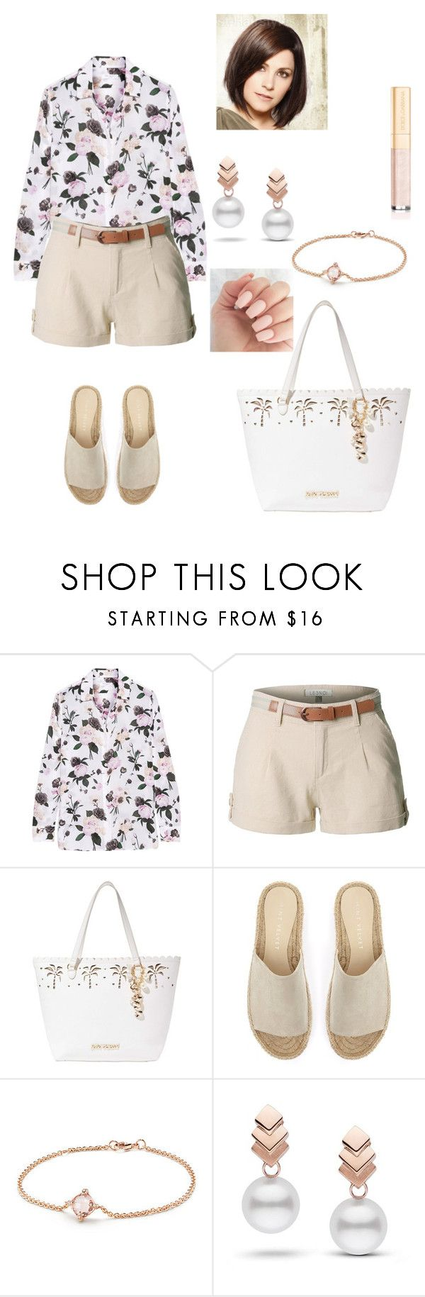 """Untitled #128"" by rebelbones ❤ liked on Polyvore featuring Equipment, LE3NO, Betsey Johnson, Mint Velvet, David Yurman, Escalier and Dolce&Gabbana"