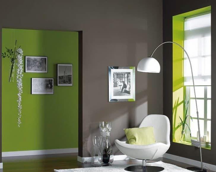 19++ Colores que combinan con el gris en paredes ideas