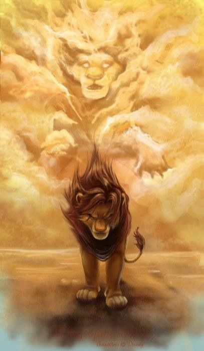Remember Who You Are  ~The Lion King