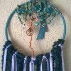 Turquoise Gem Tree of Life Dreamcatcher birthstones for December