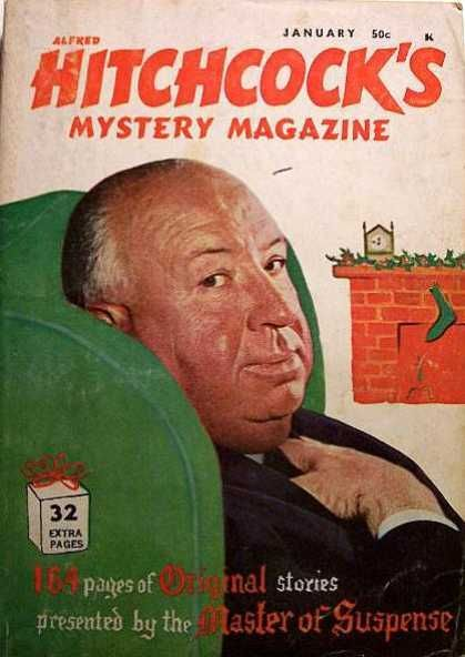 Alfred Hitchcock's Mystery Magazine - 1/1964