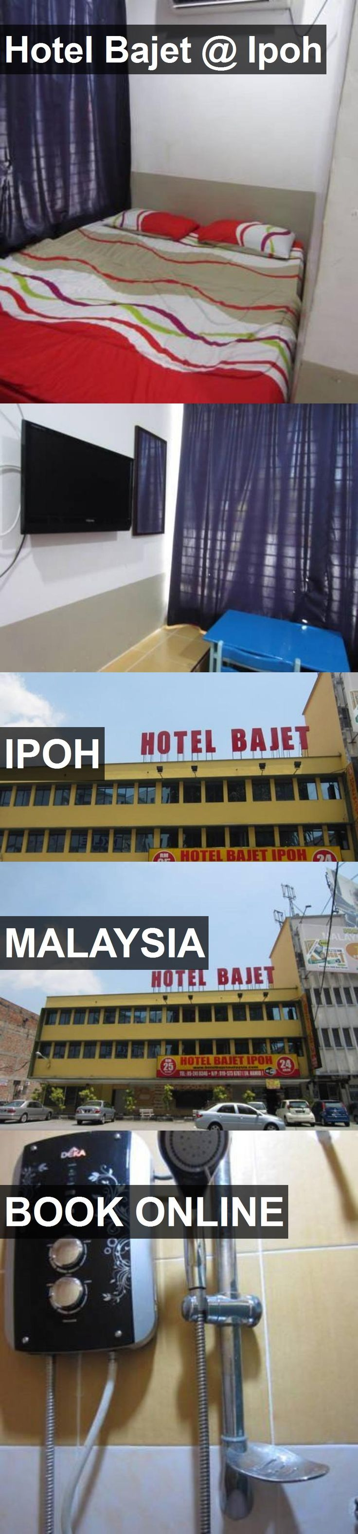 Hotel Bajet Ipoh In Malaysia For More Information Photos Reviews