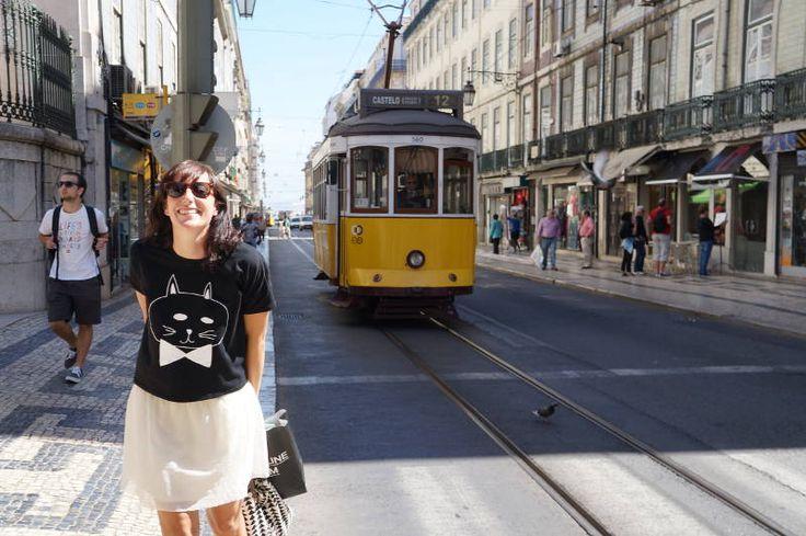 Consejos para viajar a Lisboa - via 365 Días con Ana 24.05.2015 | Si os estáis planteando unas vacaciones en Portugal o, simplemente, una escapada a Lisboa, ¡no puedo hacer más que animaros a hacerlo! #lisbon #portugal #turismo