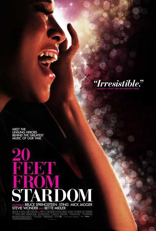 Twenty Feet from Stardom 11x17 Movie Poster (2013)