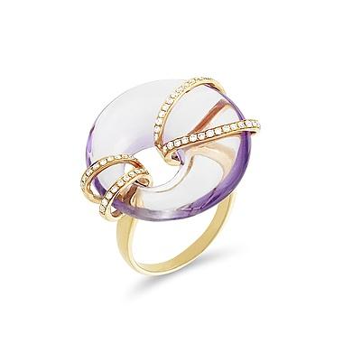 Alo diamonds - modern and delicate
