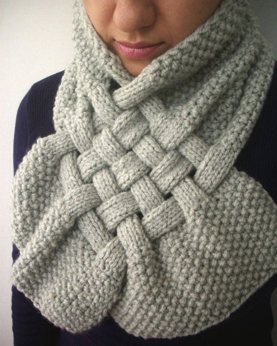 ^^^^^^^^FREE SHIPPING^^^^^^^^  This beautiful knitted scarf is perfect for the changing weather and will be fun to wear all winter time.    This scarf
