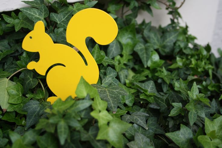 """Squirrel"", yellow 