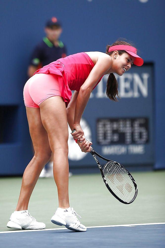 Ana Ivanovic Great Legs Ana Ivanovic Ana Ivanovic Hot Beautiful Athletes