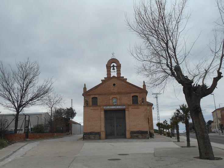 Ermita de la Virgen de la Aurora.