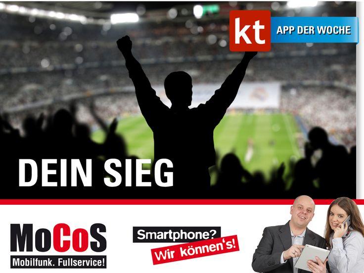 Olé! Olé! Olé! Gib noch schnell mit der Kicktipp-App deine Tipps ab und werde zum Sieger deiner Tipprunde. So hast du von überall aus Zugriff auf deine Statistiken. Heute Abend spielt um 20:45 uhr übrigens Deutschland gegen Tschechien, WM-Qualifikation. Viel Spaß  Wer lieber unterwegs: heute Abend ist wieder Handball in Horkheim mit einem Spitzenspiel! Start 20 Uhr -> mehr Infos unter ...