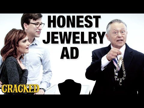 If Jewellery Commercials Were Honest - http://blog.chain-me-up.com.au/jewellery-guides/articles/if-jewellery-commercials-were-honest