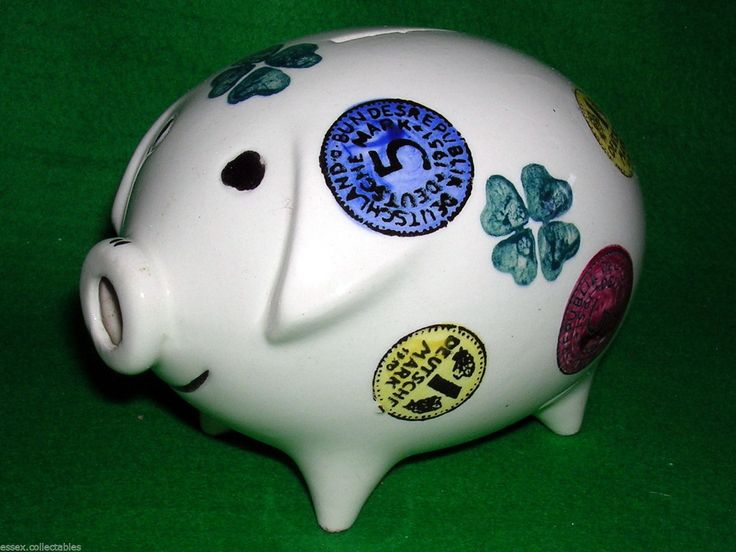 Piggy Bank Deutsch