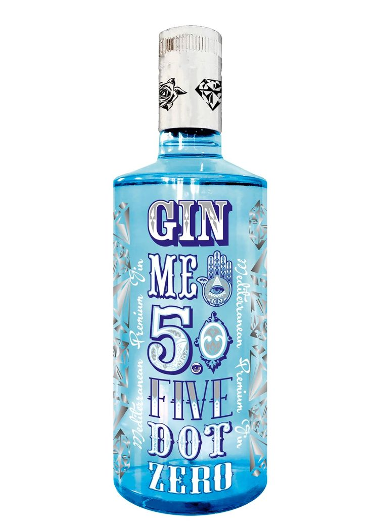 GIN ME 5.0 on Packaging of the World - Creative Package Design Gallery