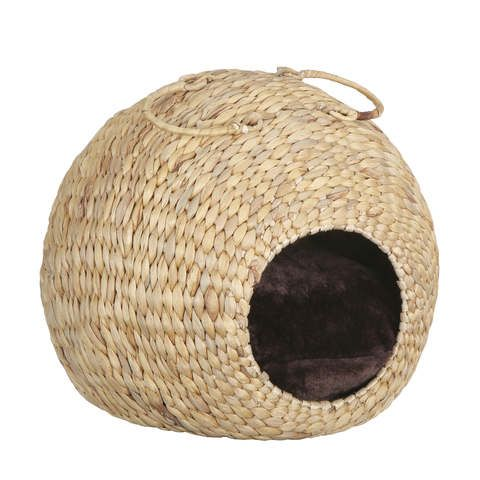 Woven Cat Cave